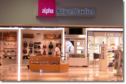 Alpha Duty Free, OSI Sanford, Florida