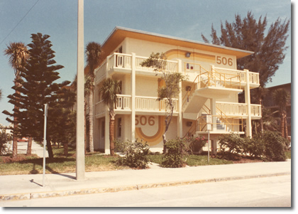 Enlisted Personnel Housing Patrick Air Force Base, Cocoa Beach, Florida