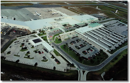 Orlando Sanford International Airport Sanford, Florida