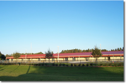 Lake County School I Clermont, Florida